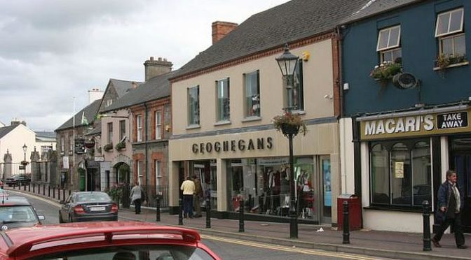 Trimgate Street is one of Navan's original 3 streets (the other 2 are Watergate St. and Ludlow St. which was once called Dublingate St.)