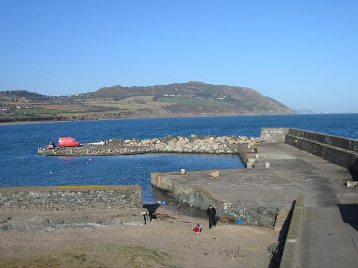 Greystones Harbour, with Bray Head in the background Sarah777 2 February 2007