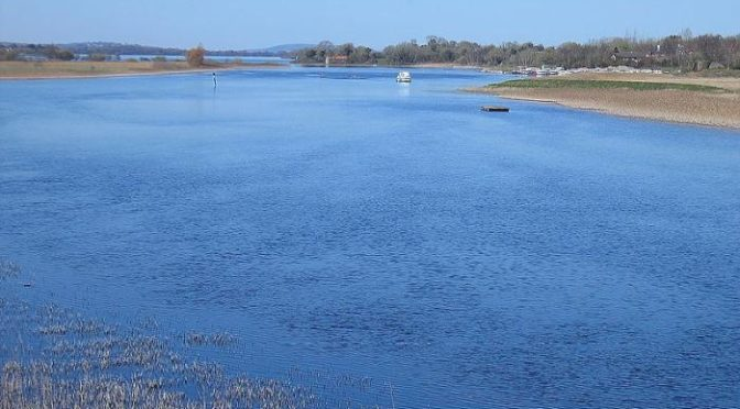 The River Shannon's Main Lakes